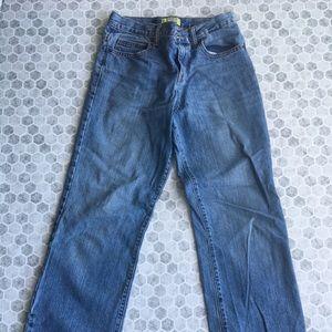 Old navy boys blue jeans size 16 R